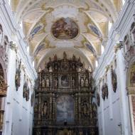 Reštarátorské práce - Trnava katedrála (1)