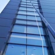 Výškové práce - Čistenie okien (3)