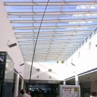Výškové práce - Čistenie okien (6)