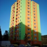 Výškové práce - Maľovanie fasády (3)